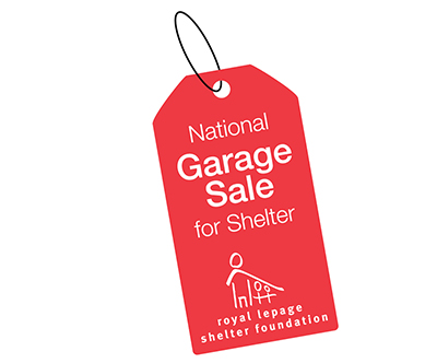 6th Annual National Garage Sale for Shelter - Top 25 Fundraising