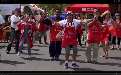 Best Garage Sale Video: Royal LePage Tradition, St-Hubert, QC