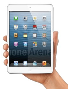 iPad and iPad Mini now available
