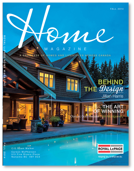 Royal LePage Home Magazine: A powerful new marketing tool