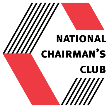 Congratulations to our National Chairman's Club members for 2014!