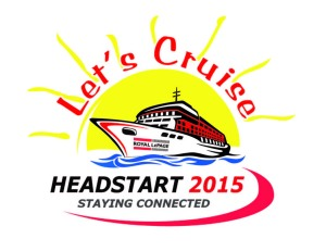 HEADSTART Let's Cruise logo