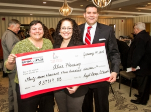 RLP Atlantic - 2014 funds cheque presentation