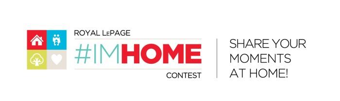 i'm home campaign tagline wordmark eng