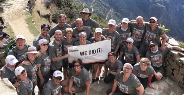 A heart-felt thank you to all of our Machu Picchu trekkers! (1/6)