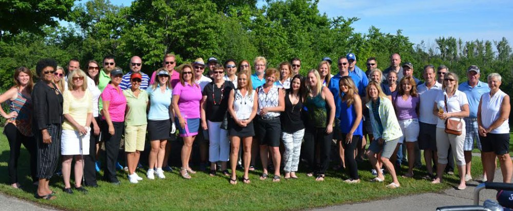 Paula Mitchell Group hosts sixth annual golf tournament