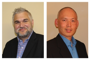 Hamish Redpath and Rudy Chong join the Royal LePage network