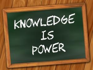 knowledge-is-power-chalkboard